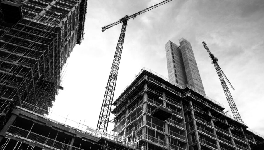 What insurance do property developers need?